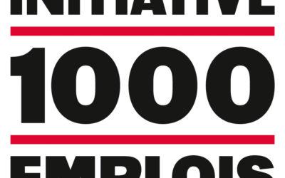 Signez l'initiative 1000 emplois