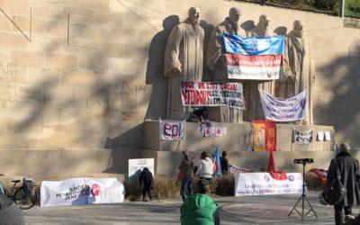 Mobilisation de la fonction publique: la lutte continue!