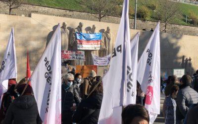 Mobilisation de la fonction publique: résolution du 18 novembre 2020